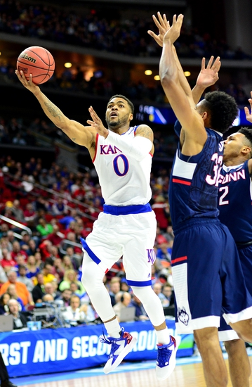 Kansas vs. Maryland - 3/24/16 College Basketball Pick, Odds, and Prediction