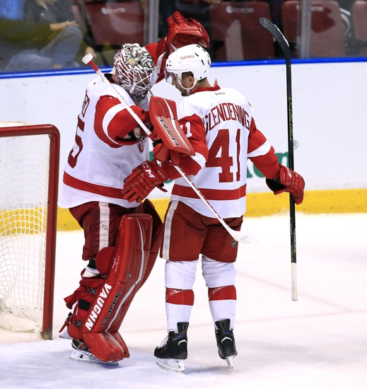 Detroit Red Wings vs. Florida Panthers - 10/30/16 NHL Pick, Odds, and Prediction
