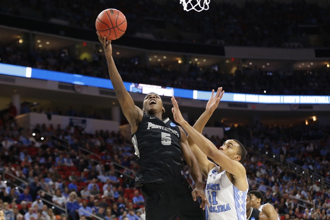 Providence vs. New Hampshire - 11/30/16 College Basketball Pick, Odds, and Prediction
