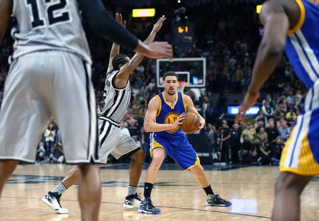 Warriors vs. Spurs - 4/7/16 NBA Pick, Odds, and Prediction
