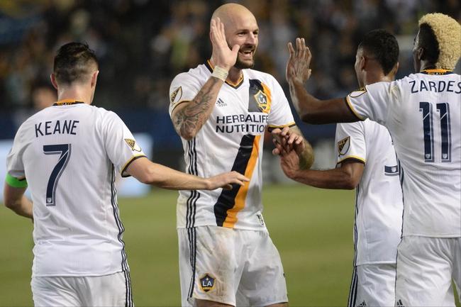 LA Galaxy vs. Portland Timbers MLS Pick, Odds, Prediction - 4/10/16
