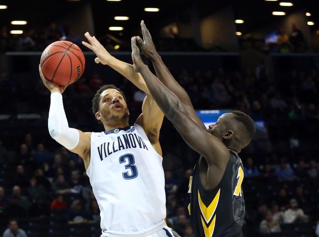 Villanova Wildcats vs. Miami Hurricanes - 3/24/16 College Basketball Pick, Odds, and Prediction