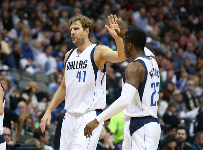 Dallas Mavericks 2016 Preview, Draft, Offseason Recap, Depth Chart, Outlook