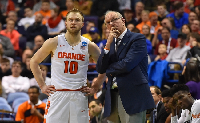 Syracuse vs. Gonzaga - 3/25/16 NCAA Tournament Pick, Odds, and Prediction