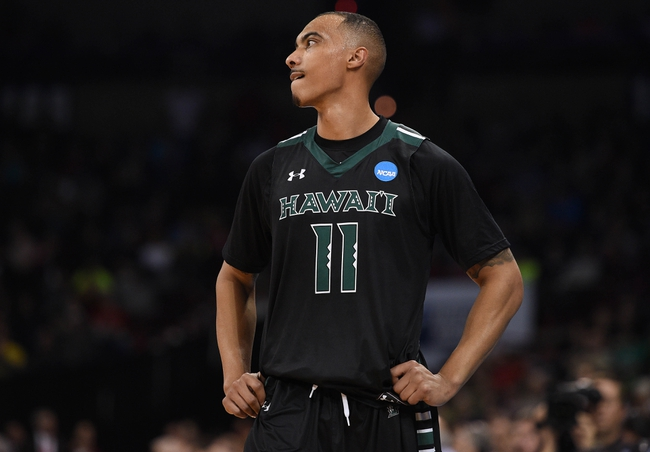 Hawaii Warriors vs. Troy Trojans - 11/26/16 College Basketball Pick, Odds, and Prediction