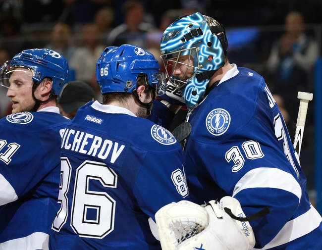 Tampa Bay Lightning vs. Detroit Red Wings - 4/13/16 NHL Pick, Odds, and Prediction