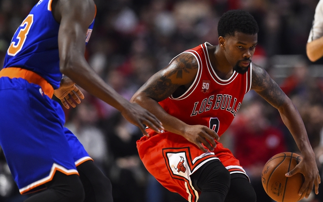 Knicks vs. Bulls - 3/24/16 NBA Pick, Odds, and Prediction