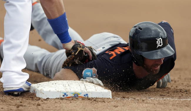 Tigers vs. Blue Jays - 6/6/16 MLB Pick, Odds, and Prediction