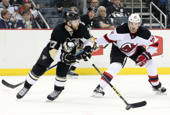 Pittsburgh Penguins vs. New Jersey Devils - 11/26/16 NHL Pick, Odds, and Prediction