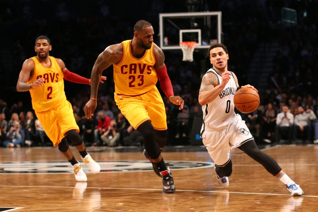 Cavaliers vs. Nets - 3/31/16 NBA Pick, Odds, and Prediction
