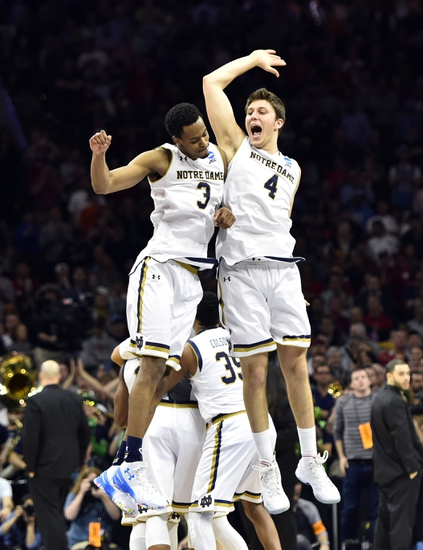 Notre Dame vs. Bryant - 11/12/16 College Basketball Pick, Odds, and Prediction
