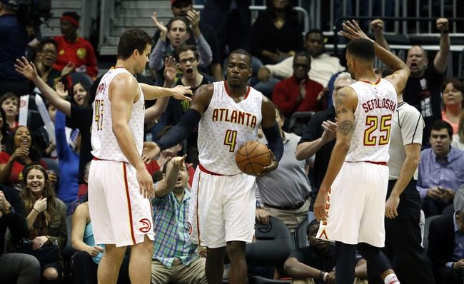 Atlanta Hawks vs. Milwaukee Bucks - 11/16/16 NBA Pick, Odds, and Prediction