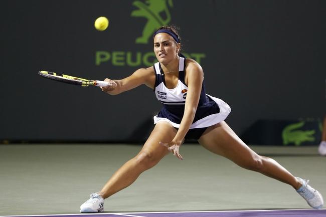 Virginie Razzano vs. Monica Puig 2016 Strasbourg Open Pick, Odds, Prediction