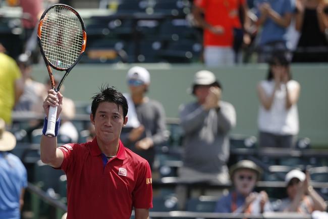Alexandr Dolgopolov vs. Kei Nishikori 2016 Miami Masters Pick, Odds, Prediction