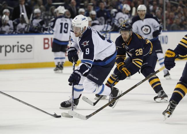 Winnipeg Jets vs. Buffalo Sabres - 10/30/16 NHL Pick, Odds, and Prediction