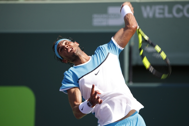 Rafael Nadal vs. Gael Monfils 2016 Monte Carlo Masters Final Pick, Odds, Prediction