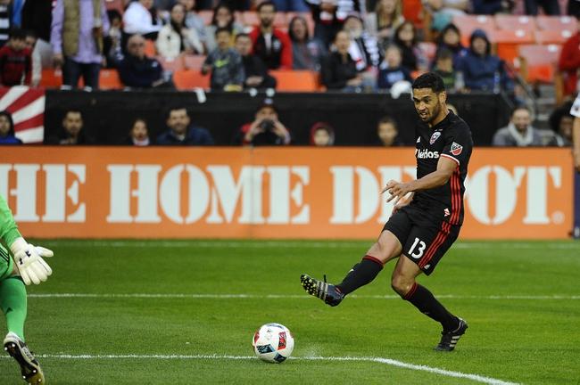 DC United vs. Vancouver Whitecaps MLS Pick, Odds, Prediction - 4/9/16