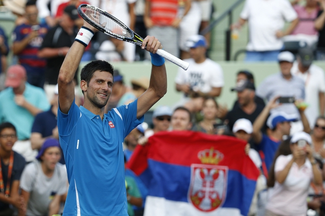 Novak Djokovic vs. Tomas Berdych 2016 Miami Masters Pick, Odds, Prediction