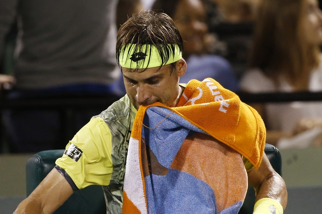 David Ferrer vs. Denis Istomin 2016 Rio Summer Olympics Pick, Odds, Prediction