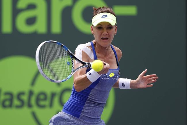 Agnieszka Radwanska vs. Caroline Garcia 2016 French Open Pick, Odds, Prediction