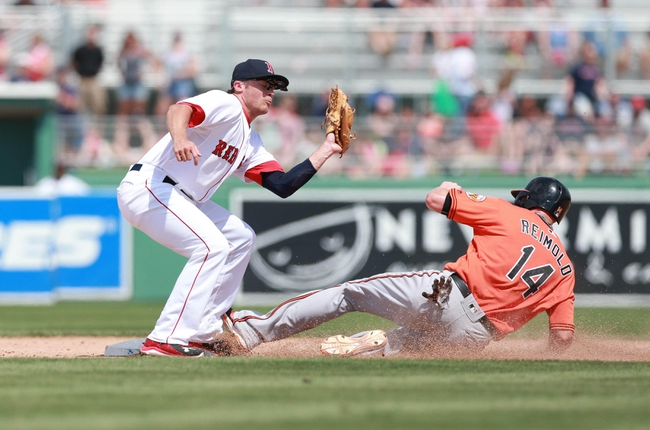 Boston Red Sox vs. Baltimore Orioles - 4/11/16 MLB Pick, Odds, and Prediction