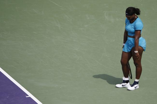 Serena Williams vs. Elina Svitolina 2016 Rio Summer Olympics Pick, Odds, Prediction