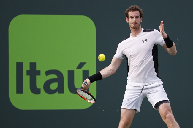 Jeremy Chardy vs. Andy Murray 2016 Rome Masters Pick, Odds, Prediction