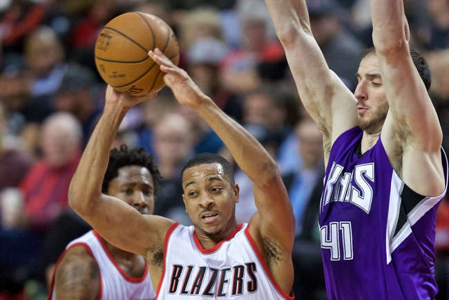 Kings vs. Trail Blazers - 4/5/16 NBA Pick, Odds, and Prediction