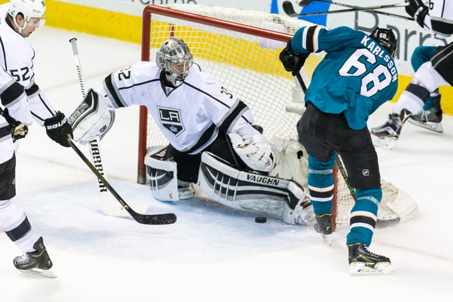 Los Angeles Kings vs. San Jose Sharks - 4/14/16 NHL Pick, Odds, and Prediction