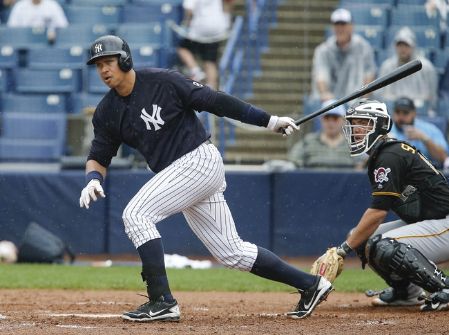 New York Yankees vs. Houston Astros - 4/5/16 MLB Pick, Odds, and Prediction