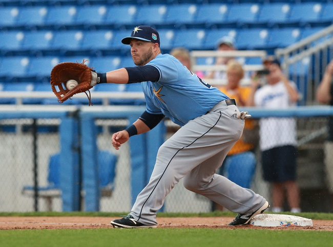 Tampa Bay Rays vs. Toronto Blue Jays - 4/3/16 MLB Pick, Odds, and Prediction