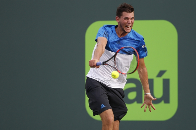 Dominic Thiem vs. Marcel Granollers 2016 French Open Pick, Odds, Prediction