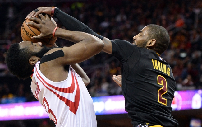 Cleveland Cavaliers vs. Houston Rockets - 11/1/16 NBA Pick, Odds, and Prediction