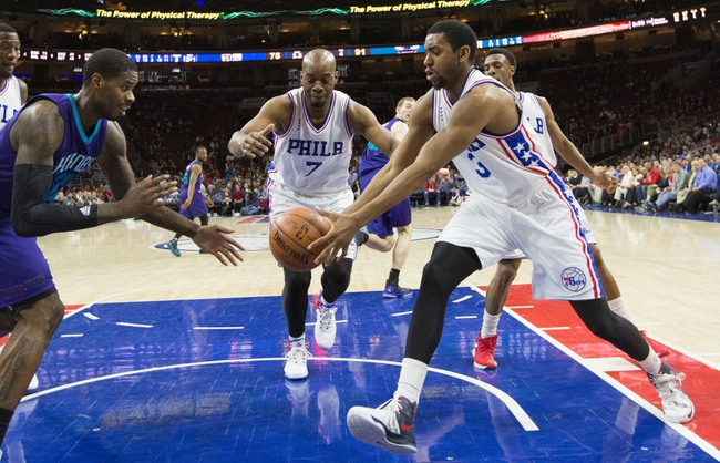 Hornets vs. 76ers - 4/1/16 NBA Pick, Odds, and Prediction
