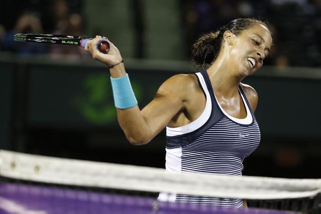 Madison Keys vs. Kristina Mladenovic 2016 Rio Summer Olympics Pick, Odds, Prediction