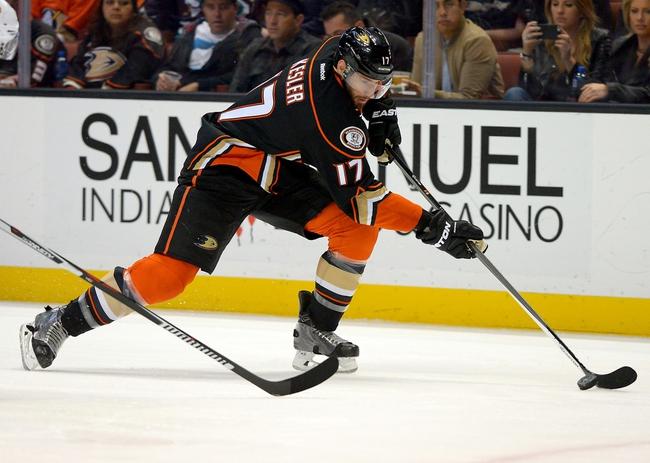 NHL News 3/31/16: Ducks Crush Flames 8-3, Take Division Lead