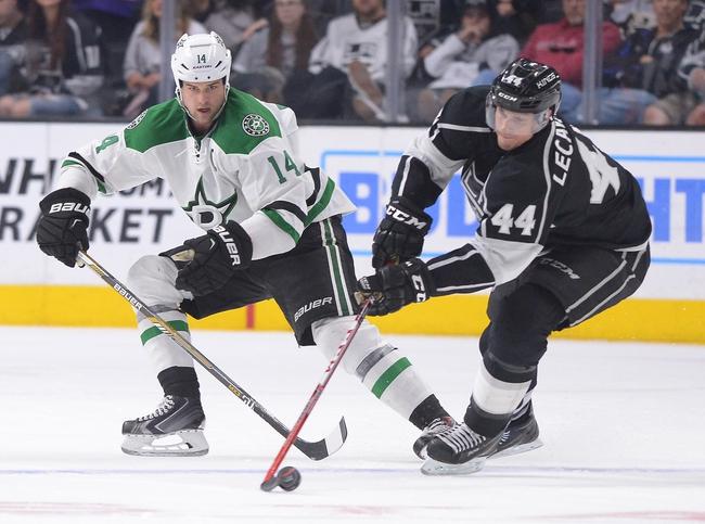 Dallas Stars vs. Los Angeles Kings - 10/20/16 NHL Pick, Odds, and Prediction
