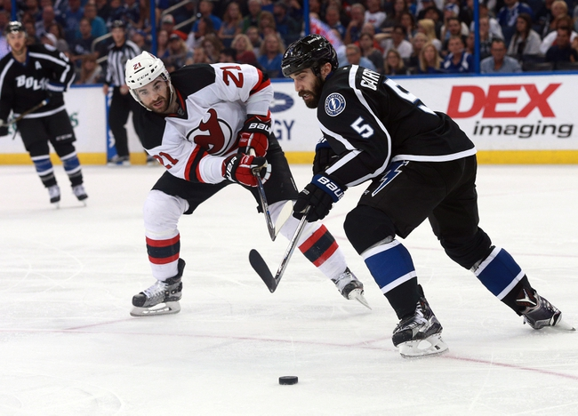 New Jersey Devils vs. Tampa Bay Lightning - 4/7/16 NHL Pick, Odds, and Prediction