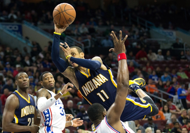 Indiana Pacers vs. Philadelphia 76ers - 11/9/16 NBA Pick, Odds, and Prediction