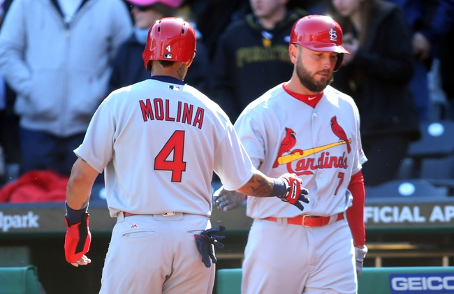 Pittsburgh Pirates vs. St. Louis Cardinals - 4/5/16 MLB Pick, Odds, and Prediction