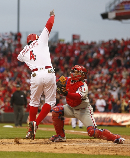 Cincinnati Reds vs. Philadelphia Phillies - 4/6/16 MLB Pick, Odds, and Prediction