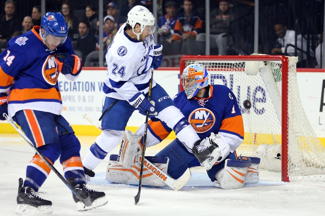 Islanders at Lightning Game 1 - 4/27/16 NHL Pick, Odds, and Prediction
