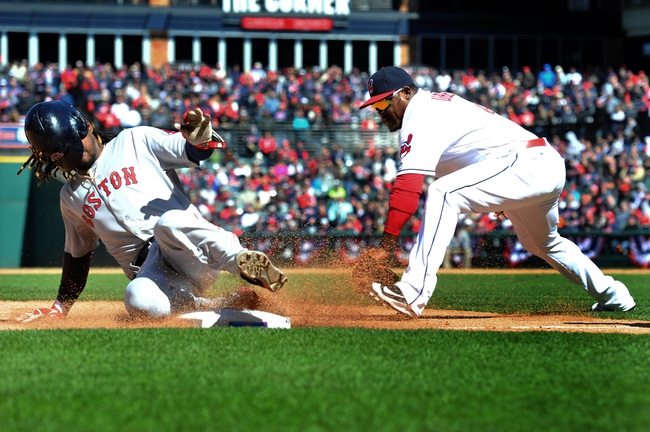 Indians vs. Red Sox - 4/6/16 MLB Pick, Odds, and Prediction