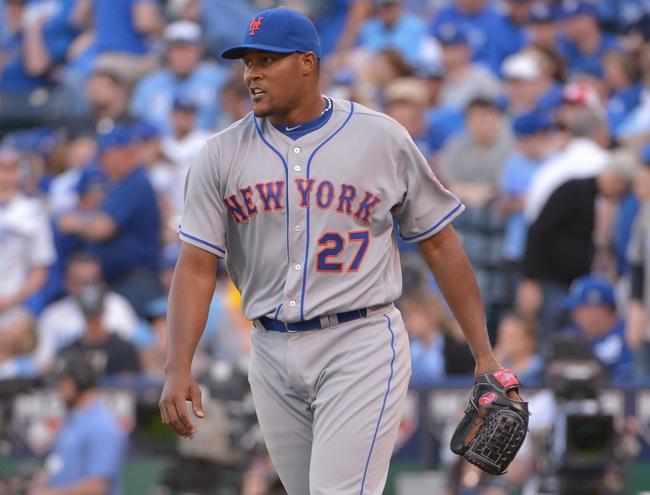 Royals at Mets - 6/21/16 MLB Pick, Odds, and Prediction
