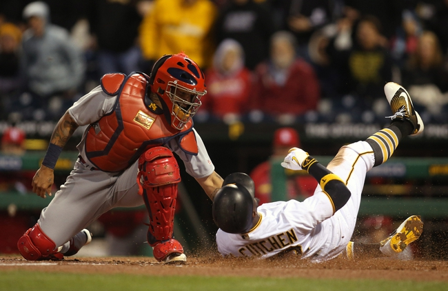 Pittsburgh Pirates vs. St. Louis Cardinals - 4/6/16 MLB Pick, Odds, and Prediction