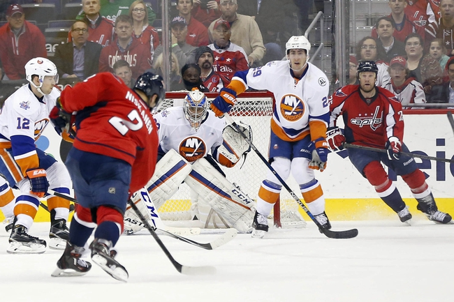 Washington Capitals vs. New York Islanders - 10/15/16 NHL Pick, Odds, and Prediction