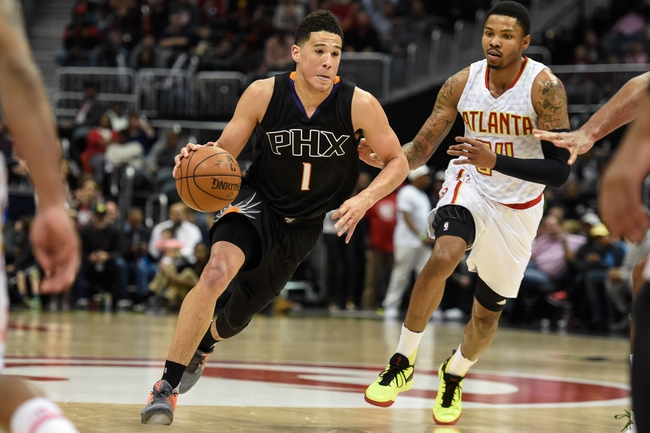 Atlanta Hawks at Phoenix Suns - 11/30/16 NBA Pick, Odds, and Prediction