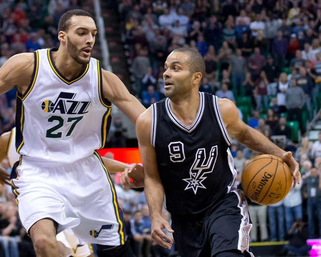 San Antonio Spurs vs. Utah Jazz - 11/1/16 NBA Pick, Odds, and Prediction