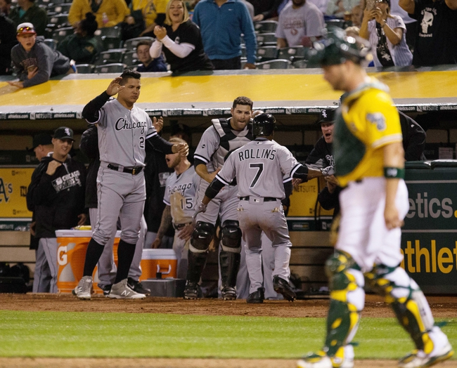 Oakland Athletics vs. Chicago White Sox - 4/6/16 MLB Pick, Odds, and Prediction