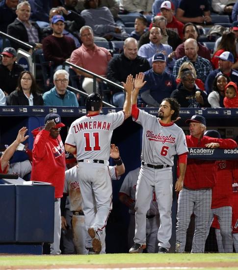 Washington Nationals vs. Atlanta Braves - 4/11/16 MLB Pick, Odds, and Prediction